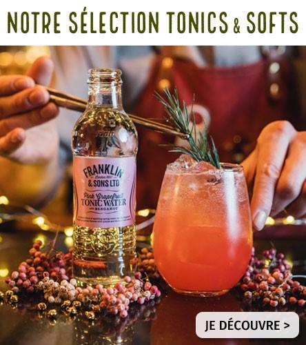 Notre sélection tonics & softs