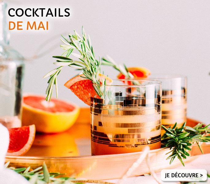 Cocktails de Mai