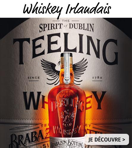 Whiskey irlande