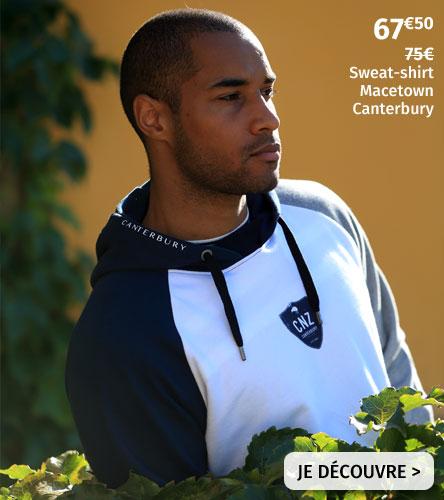 Sweat-shirt Macetown Canterbury