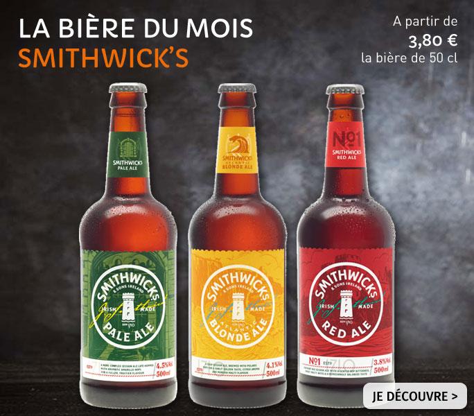 Bière Smithwick's