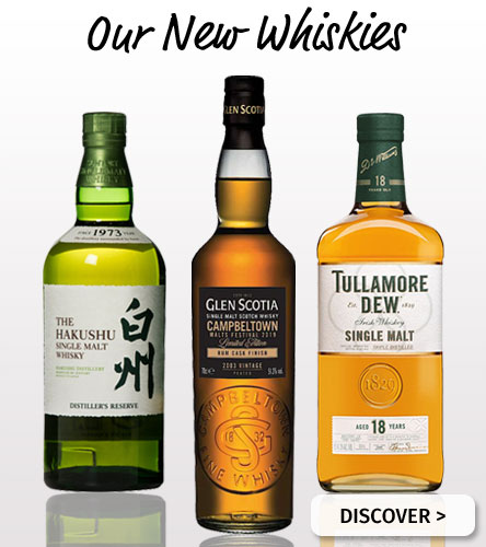 Our New Whiskies