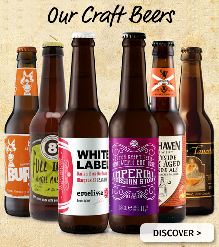 Our Craft Beers