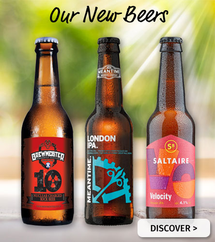 Our New Beers