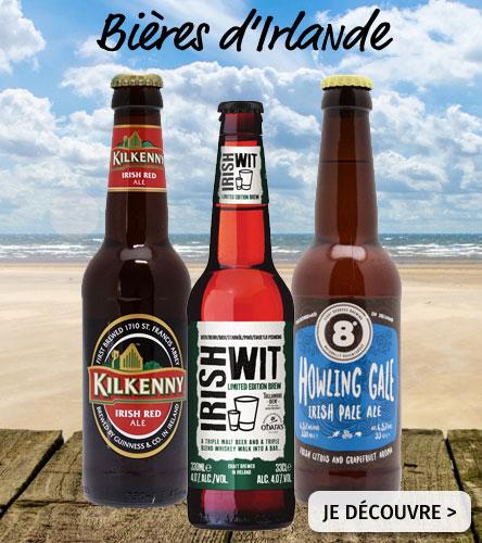 Bières irlandaises