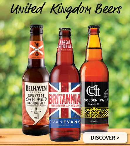 United Kingdom Beers