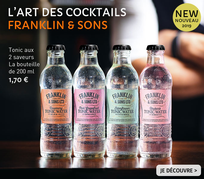 Tonics Franklin & Sons