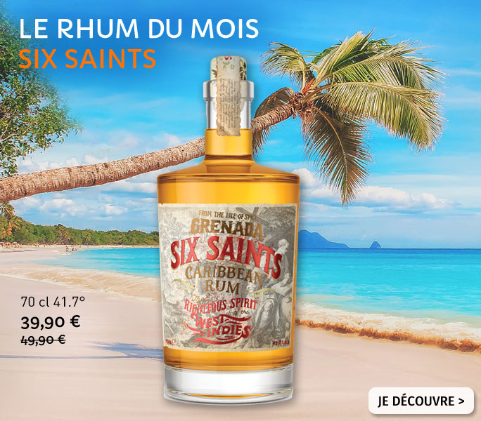 Rhum Six Saints