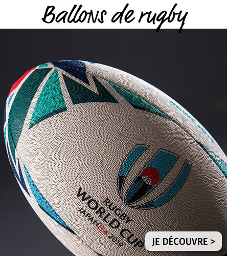 Ballons Rugby RWC 2019