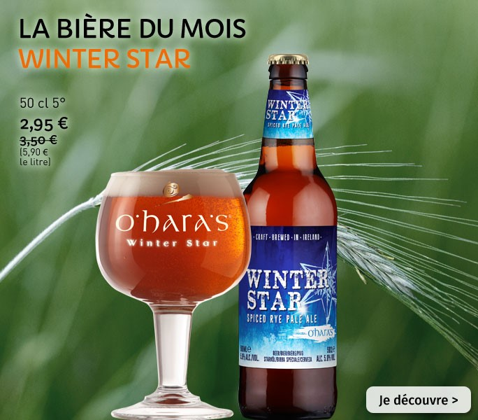 Bière Winter Star