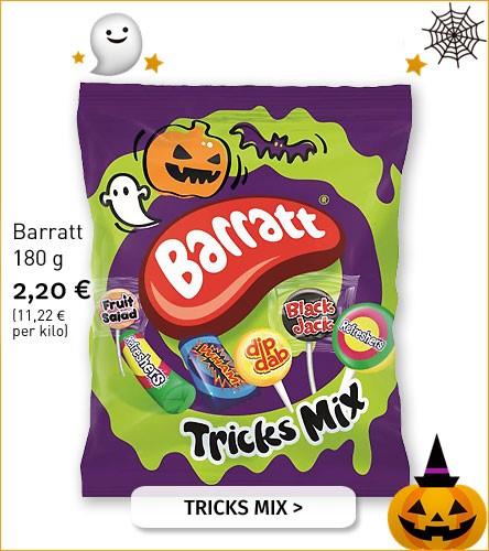 Barratt Tricks Mix