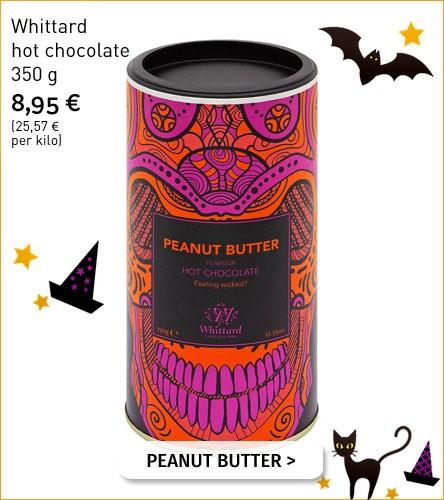 Whittard peanut butter hot chocolate