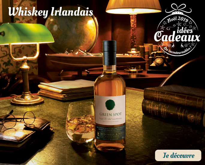 Sélection Whiskey Irlandais