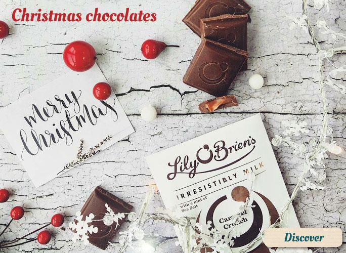 Chocolate Christmas selection