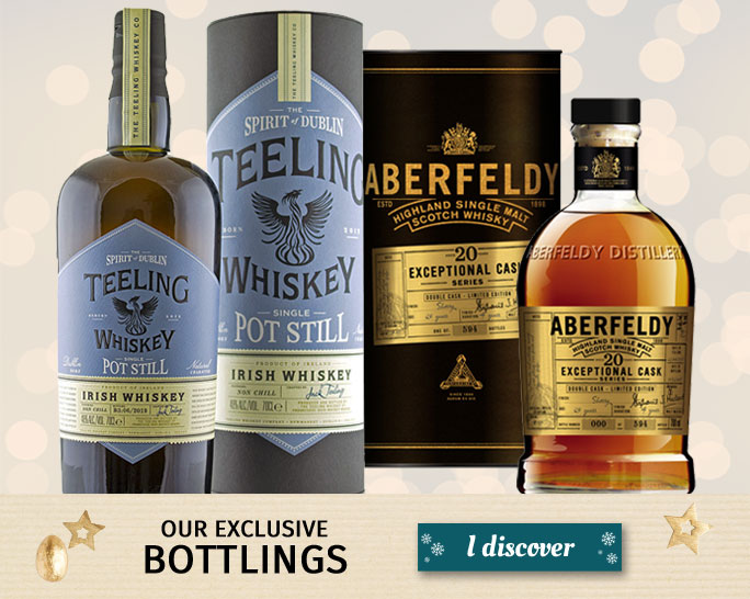 Exclusive bottlings