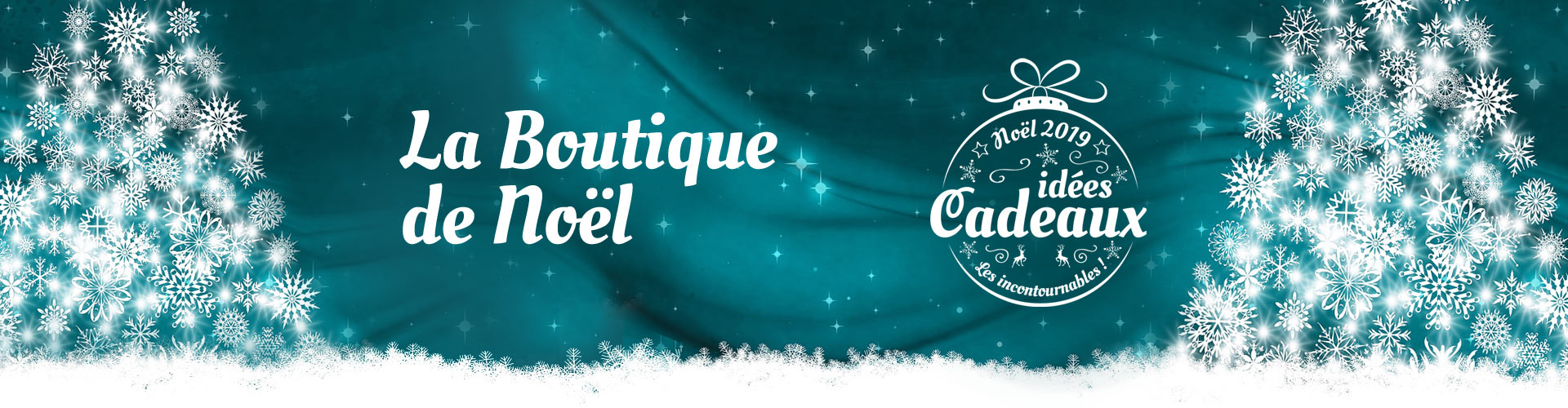 La boutique de Noël 2019
