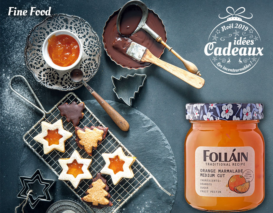 Christmas gourmet selection