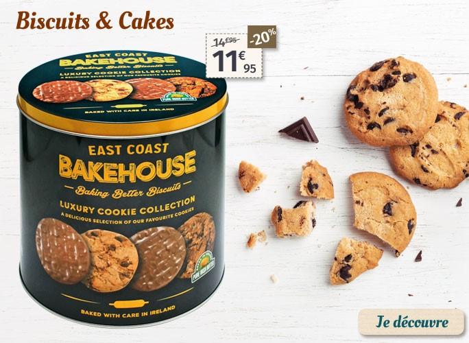 Biscuits et gâteaux
