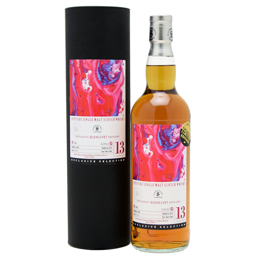Glenlivet 2006 Sherry Butt Ink S.V.