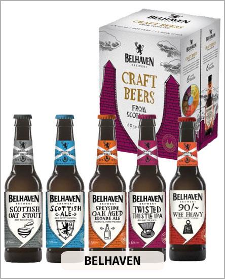 Bières Belhaven