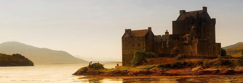 Ecosse - Château de Eilean Donan