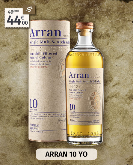 Single Malt Arran Robert Burns