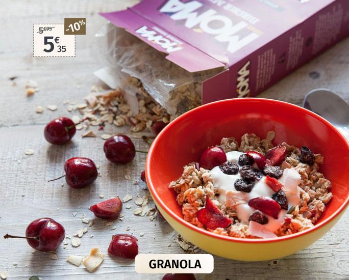 Granola Moma