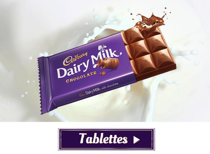 Tablette au chocolat