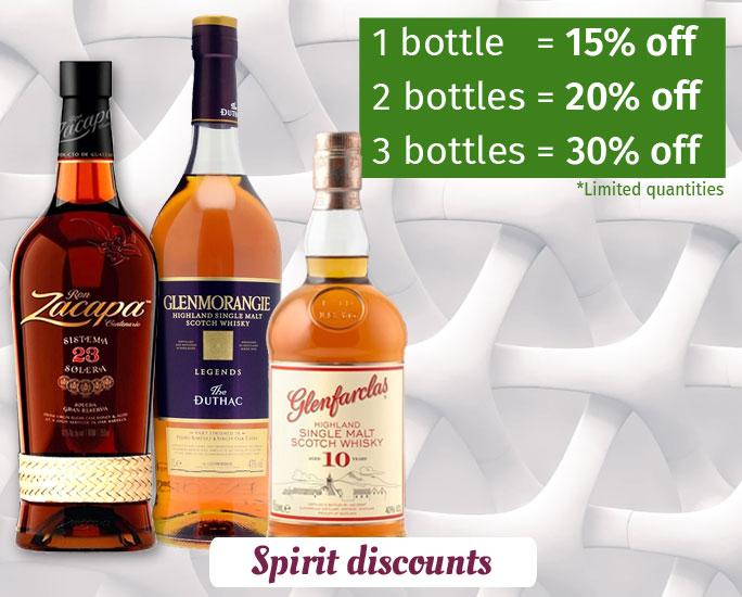 Spirit selection