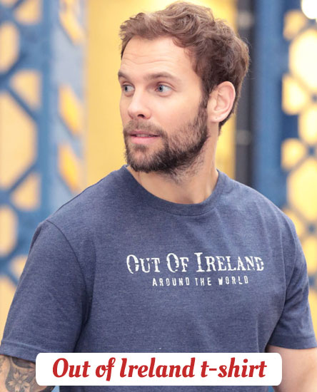 Out Of Ireland t-shirt
