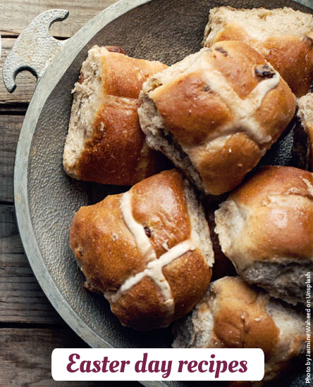 Easter day recipes
