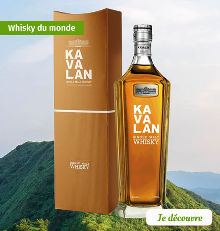 Whisky du monde