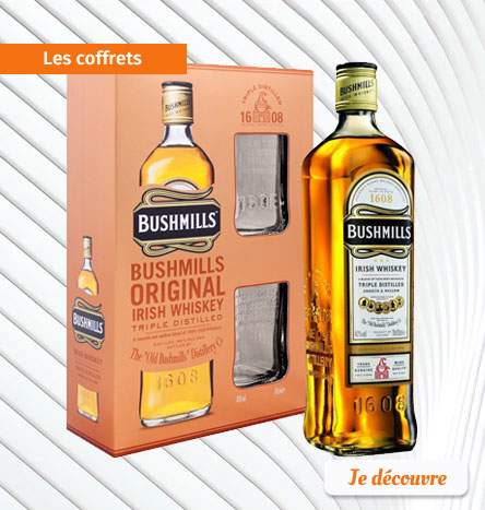Nos Coffrets Whisky