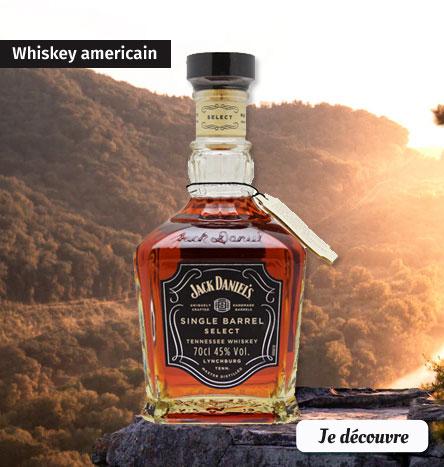 Whiskey américain