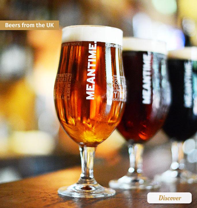 United Kingdom Beers