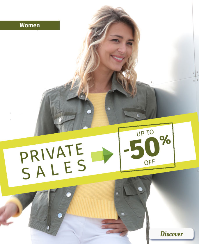 Women's Private Sale