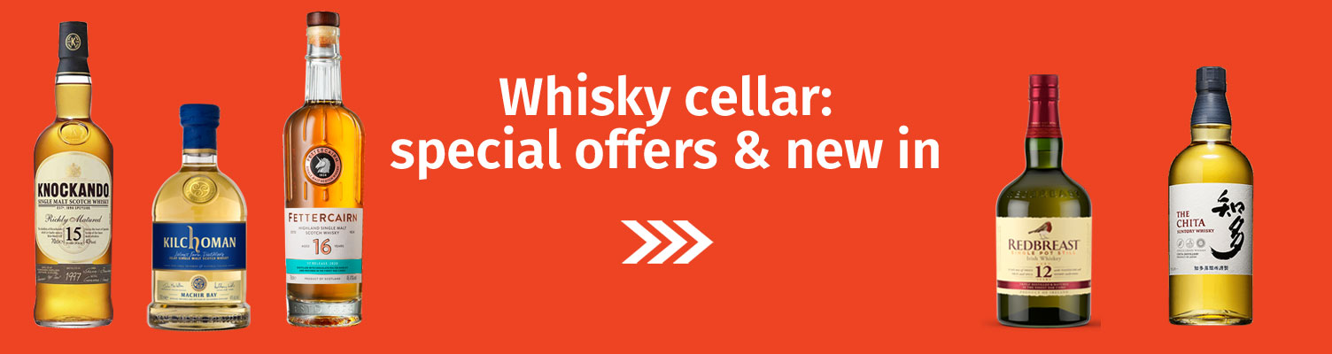 Whisky special offers & new in