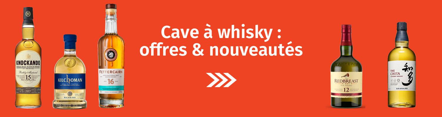 Offres et Nouveautés Whisky