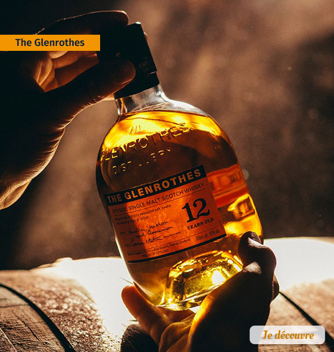The Glenrothes Scotch Whiskies