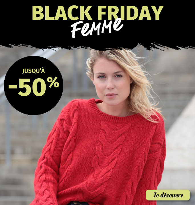 Black Friday Mode Femme