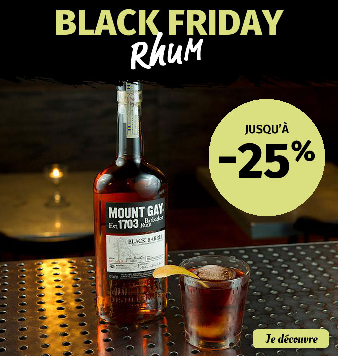 Black Friday Rhum