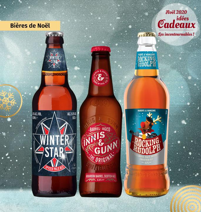 Sélection Bières de Noël