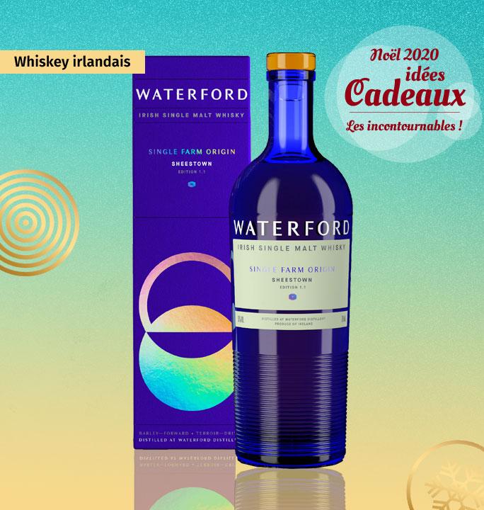 Sélection Whiskey Irlandais