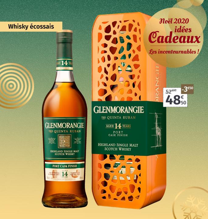 Sélection Whiskey Ecossais
