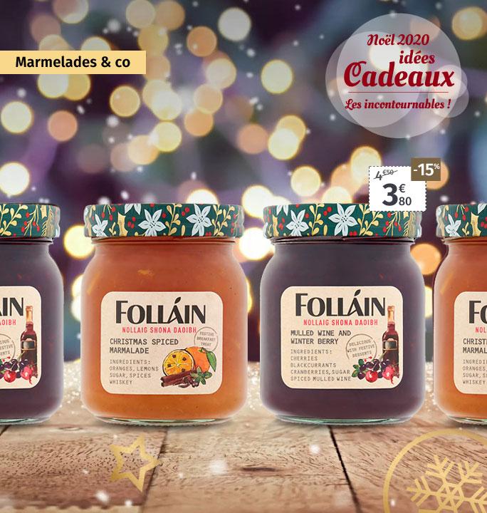 Marmelades & Confitures