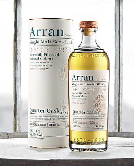 Whisky Arran Quarter Cask