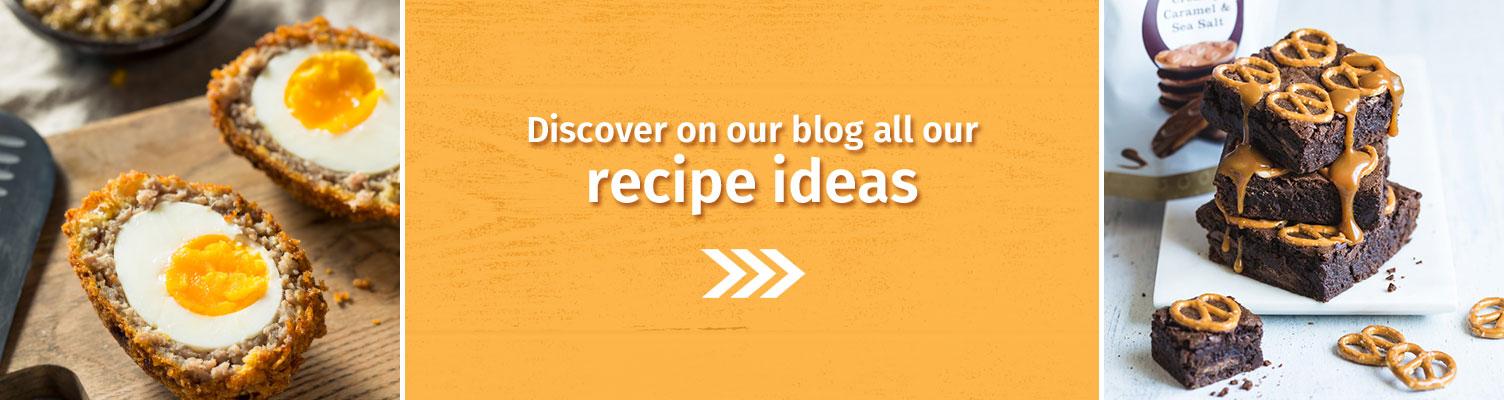 Our recipe ideas