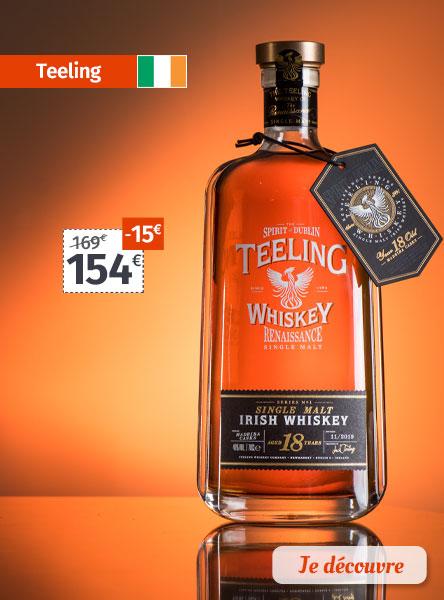 Irish Whiskey Teeling