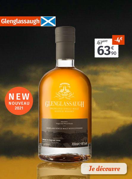 Scotch Whisky Glenglassaugh