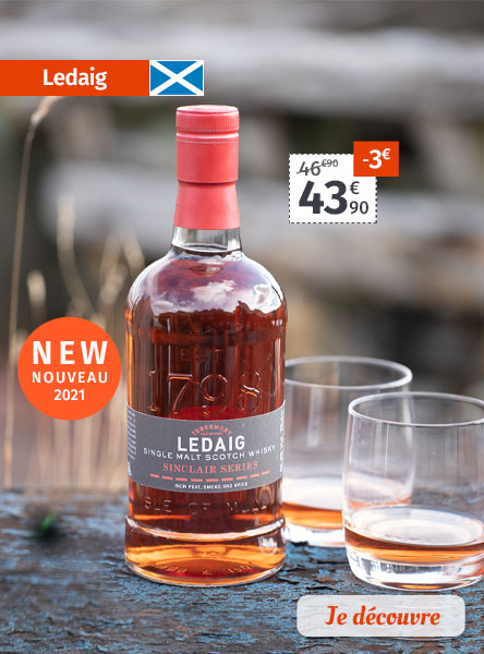 Scotch Whisky Ledaig